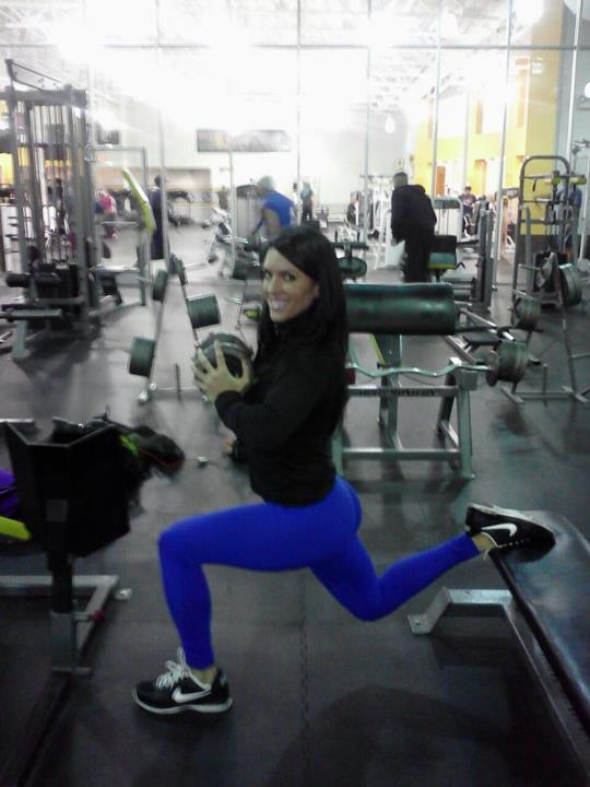 Bulgarian Squats are my favorite ( not because I am a Bulgarian)